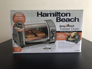 Hamilton Beach Easy Reach Toaster Oven for Sale in San Antonio, TX