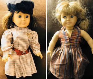 American girl dolls pleasant company for Sale in Johnston, RI