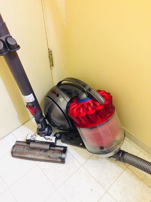 Dyson DC39 Canister Vacuum Cleaner for Sale in Tacoma, WA