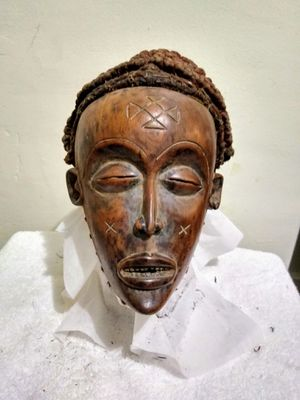 Mask Tchokowe from Angola for Sale in Philadelphia, PA
