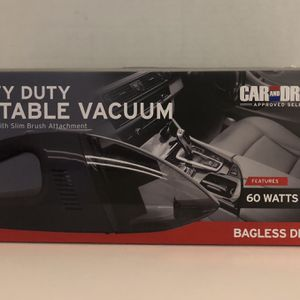 🙋‍♀️ Heavy Duty Portable Car Vacuum for Sale in Hollywood, FL