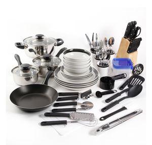 Home kitchen essentials 83 piece for Sale in Taylor, MI