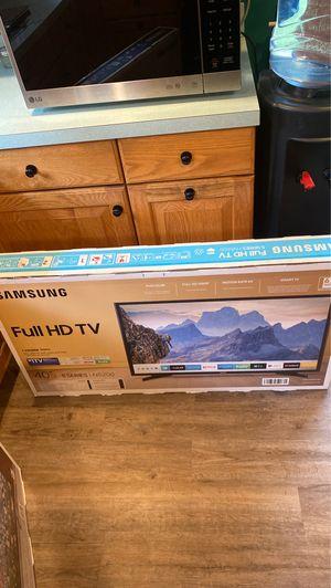 Samsung full HD TV 40 inch 5 series N5200 for Sale in Grafton, MA