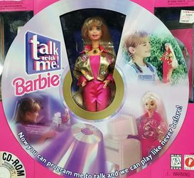 1997 Talking Barbie Doll UNOPENED BOX for Sale in Baltimore,  MD