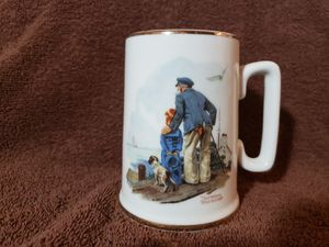 NORMAN ROCKWELL CUPS for Sale in Grand Island, NE