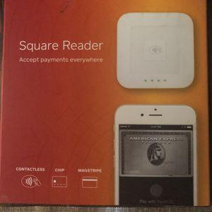 Square card reader for Sale in Savannah, GA