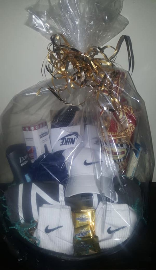 nike gift basket ideas