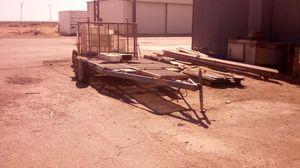 Custom car trailer *cheap* for Sale in Selma, CA