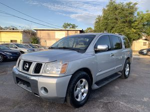 2007 NISSAN ARMADA for Sale in Tampa, FL