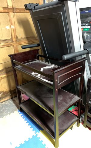 Baby changing table for Sale in Milton, WA