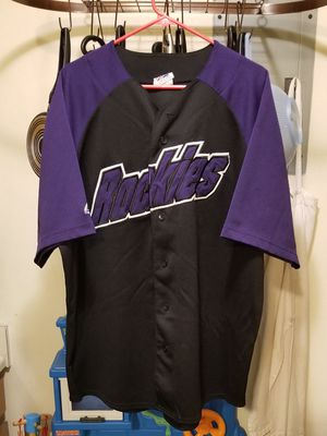 Vintage MLB Colorado Rookies MAJESTIC Stitched Jersey Size 2XL XXL for Sale in Littleton, CO