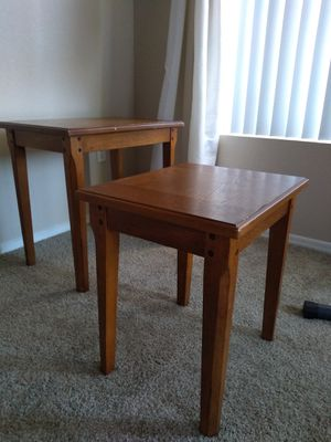 Wood/Madera Tables/Mesas for Sale in Phoenix, AZ