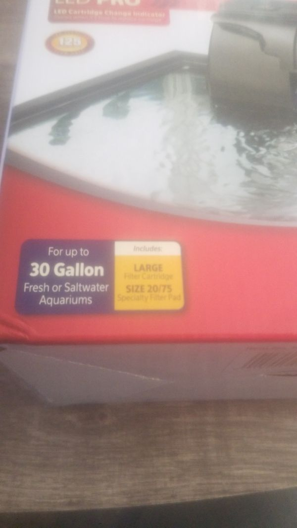 Aqueon aquarium filter