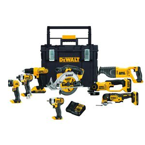 Dewalt power tools combo for Sale in South El Monte, CA
