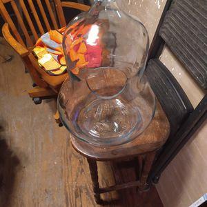 Vintage Crisa Glass Water Bottle for Sale in Ruskin, FL