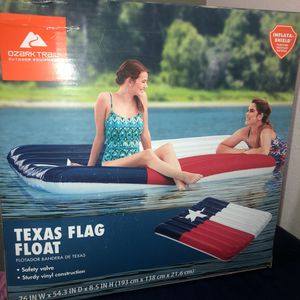 Outdoor air mattress or float for Sale in Dallas, TX