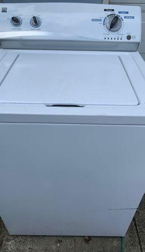 Kenmore washer Machine. , for parts Or To Be fixed for Sale in Portland, OR