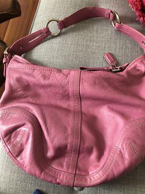 Coach hobo shoulder bag for Sale in New York, NY