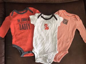 Carters Tiger Dad Onesie Set for Sale in Chandler, AZ