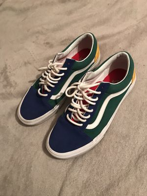 Vans (9.5) and Polo Long Sleeve XL for Sale in Tampa, FL