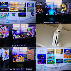 Wii system multisystem all in one for Sale in Taylor, MI