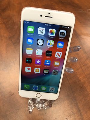 Apple iPhone 6s 128GB unlocked works Worldwide for any Carriers for Sale in Newark, CA