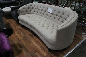 F003 Linen Sofa ( 2 Colors) for Sale in US