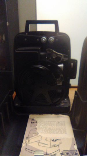 Bell and howell projector 256ab for Sale in Escondido, CA