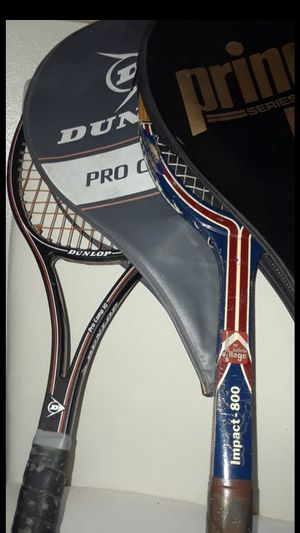 tennis rackets for Sale in Hillsboro, OR