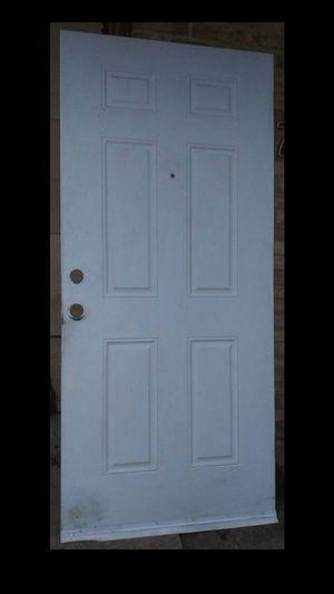 Metal Door for Sale in Watauga, TX