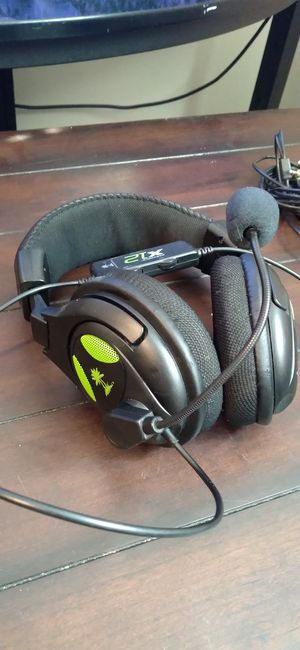 Turtle Beach Surround Sound Gaming Headphones for Sale in Lakewood, CO