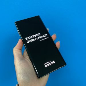 Samsung Galaxy Note 10 Unlocked for Sale in Tacoma, WA