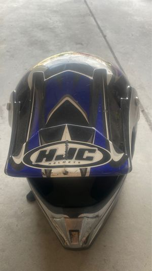 HJC dirt bike helmet for Sale in Orlando, FL