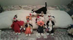 Sylvester the cat stuffed animals for Sale in Warren, MI