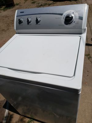 Kenmore washer machine end dryer🥋👔👙🩱🔖🥻🥼🤩🧦👚🧣🧥🧤🩲🎽👗👖🦺👕👍💧💧💧💧💧💧💧💧💧💧💧💧 for Sale in Muscoy, CA