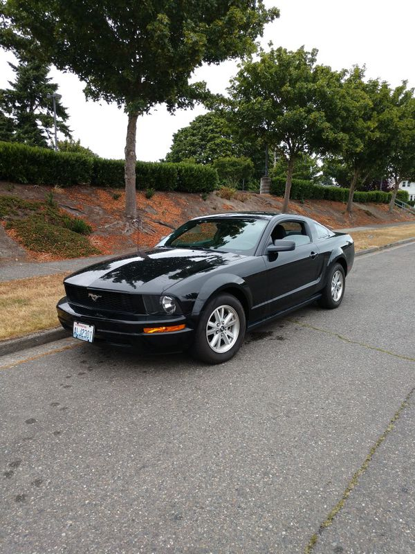 2006 Ford Mustang Coupe 4.0