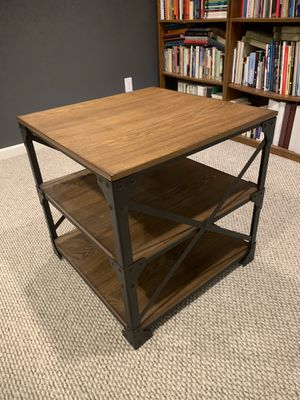 Industrial side tables for Sale in WILOUGHBY HLS, OH