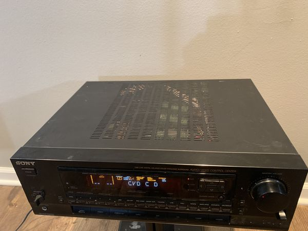 SONY - STR-D711 Audio-Video Receiver no Remote