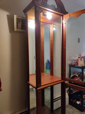 Free display cabinet for Sale in Wareham, MA