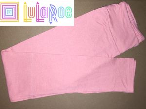 LuLaRoe OS Leggings Heather Peach for Sale in East Peoria, IL