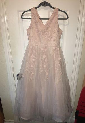 Flower girl dress size 16 girls for Sale in Hayward, CA