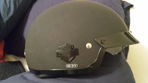 Almost NEW Harley Davidson motorcycle helmet for Sale in Dundalk, MD
