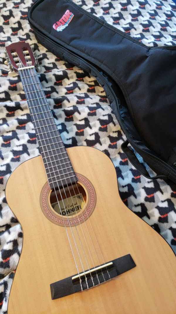 Classic Guitar with bag