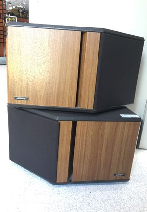 Bose 4.2 Speakers (2) for Sale in Port St. Lucie, FL