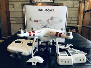 Phantom 3 Drone for Sale in Canton, KS