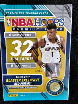 NBA HOOPS PREMIUM STOCK BLASTER BOX for Sale in South Gate,  CA