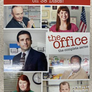 The Office Complete Series Seasons 1-9 (DVD 38-Disc Box Set) for Sale in Littleton, CO