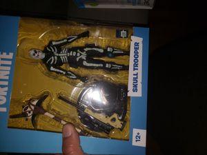 Skull trooper fortnite action figure for Sale in Montebello, CA