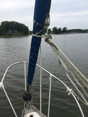 1973 Irwin 30 Project Sailboat for Sale in Annapolis, MD