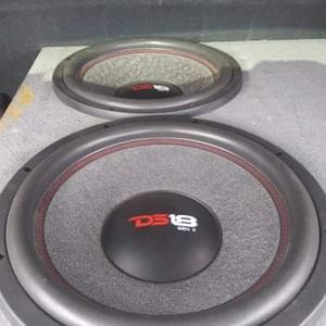 Ds 18 With 2500 Watt Amp for Sale in Lake Wales, FL